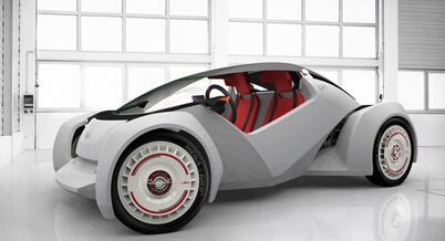 3D打印-汽车行业