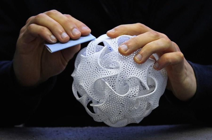 3D打印优势