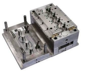 注塑模具排气槽
