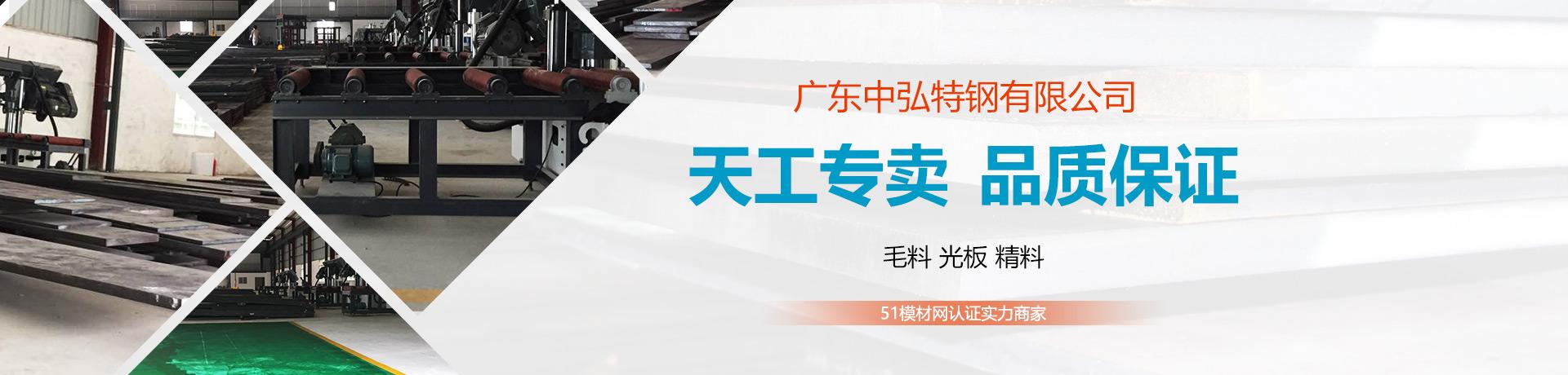 廣東中弘特鋼有限公司