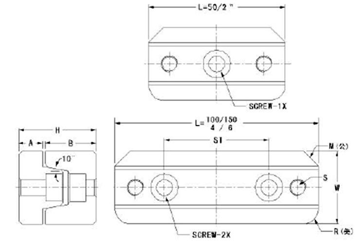 斜導位輔助器簡視圖