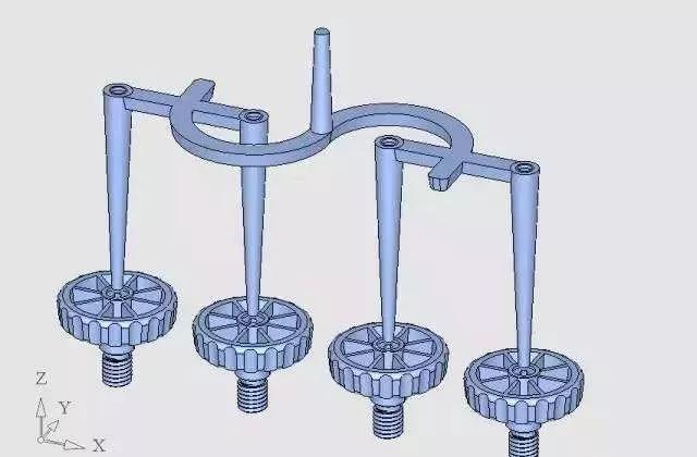 模具澆口形式及尺寸設計